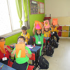 Hand Puppet Making Competition (Primary) 31.08.2016