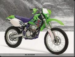Kawasaki KLX 650R 95 1