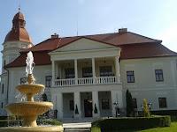 Az egykori Farkas-kastélyban tanácskoztak Tamásfalva városrészben (Farkas Ábrahám országgyűlési képviselő volt).jpg