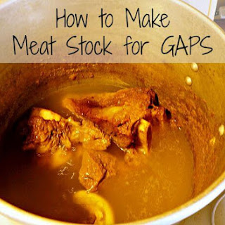 How to Make Meat Stock