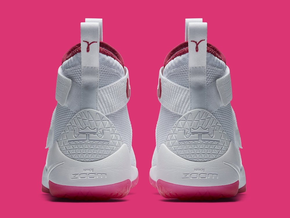 79d8b49a980 Release Reminder Nike LeBron Soldier 11 Kay Yow ...