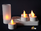Rechargeable LED Candle Tea Light :: Date: Sep 30, 2007, 1:50 PMNumber of Comments on Photo:0View Photo