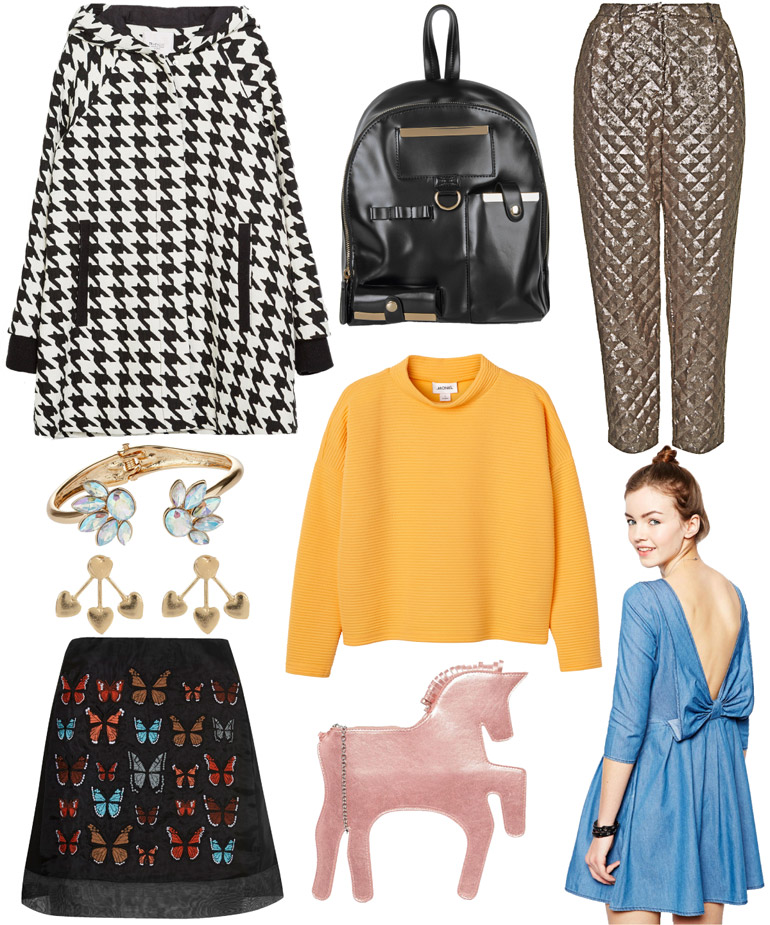 fashion high street wishlist november 2014