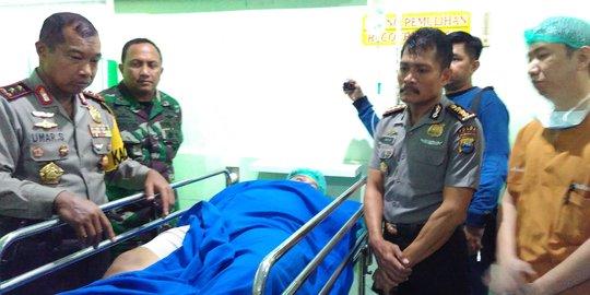 TNI-Polri Bersiaga Antisipasi Serangan Teror Susulan Setelah Ledakan Bom di Mapolsek Bontoala