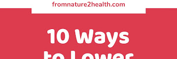 10 Ways to Lower Blood Sugar Naturally