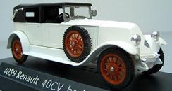4059 RENAULT 40 CV phaeton 1926