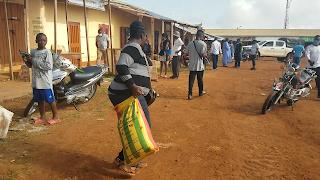 Bamenda City Mayor Extends sales to Bamenda I