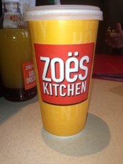 Simply Southern Girl Zoes Kitchen Tallahassee grand