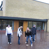 2009 Konfirmander fra Parkskolen har løb med bibelcitater