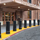 Bollard Farmers Branch Texas Commercial NIS Construction