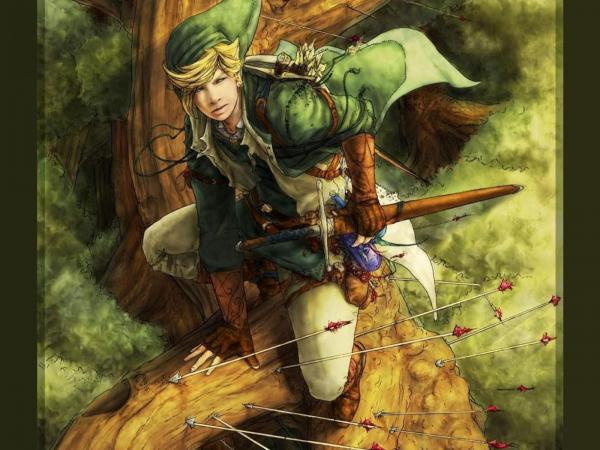 Archer Of The Magic Tree, Magick Warriors 3