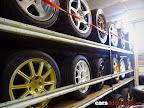 Gram Lights, Stock STI Wheels