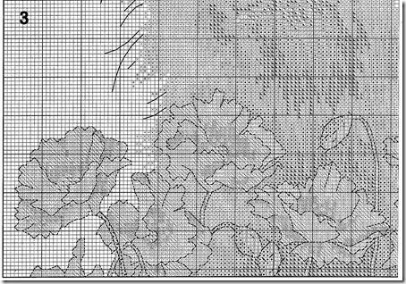 zorro con amapolas punto de cruz  (8)