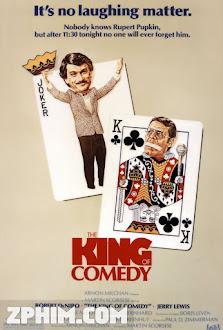 Vua Truyền Hình - The King of Comedy (1982) Poster
