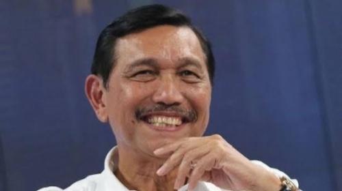 Foto Menteri Koordinator Bidang Kemaritiman Luhut Binsar Pandjaitan. Keponakan Luhut Calon Kuat Bos SWF Dana Abadi RI.