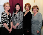 Ann Martinkus,Julie Knittich, Gisela Deen and Maria Cuellear