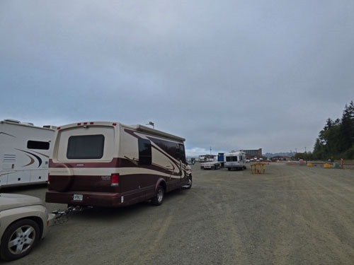 Coos Bay Boondocking Mills Casino 2015