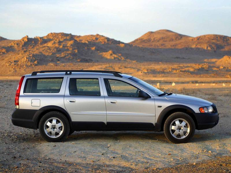 2003 volvo xc70 wagon specifications pictures prices. Black Bedroom Furniture Sets. Home Design Ideas