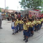 FIELD TRIP TO FIRE STATION (JR.KG) WITTY WORLD 28.07.2016