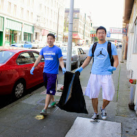 Chinatown Cleanup - Spring 2015