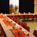 Kerstdiner 17 december 2010