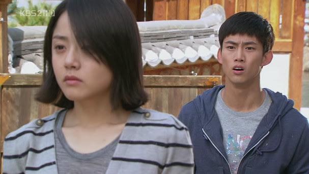 Moon Guen Young, Taecyeon