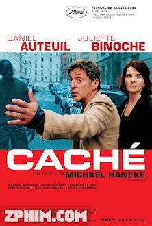 Giấu Kín - Caché (Hidden) (2005) Poster
