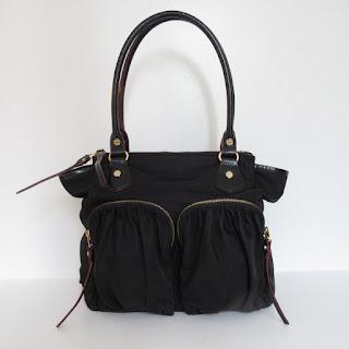 MZ Wallace Black Shoulder Bag