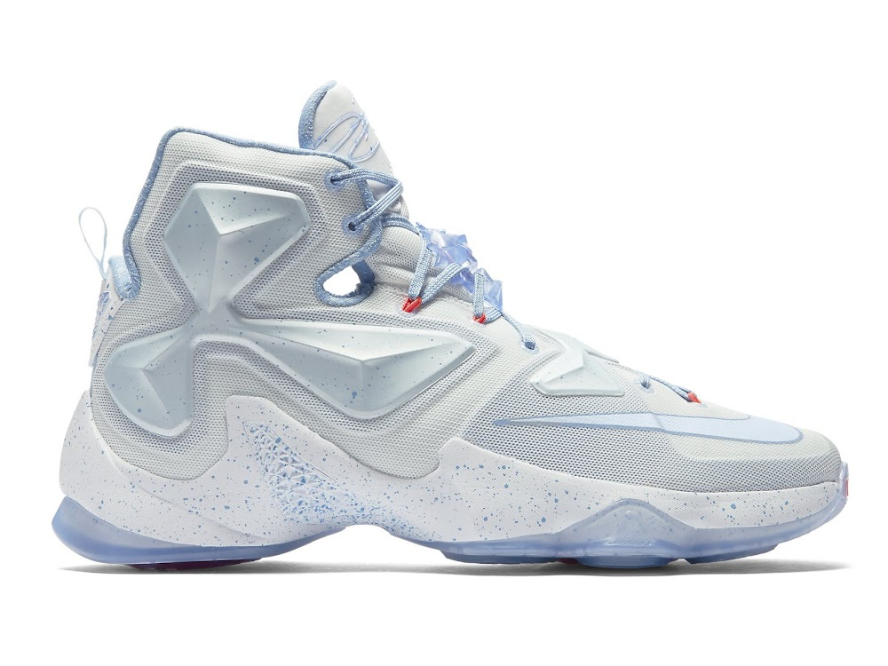new arrival 1e5b0 2f826 Nike LeBron 13 Fire amp Ice Christmas Catalog Images ...