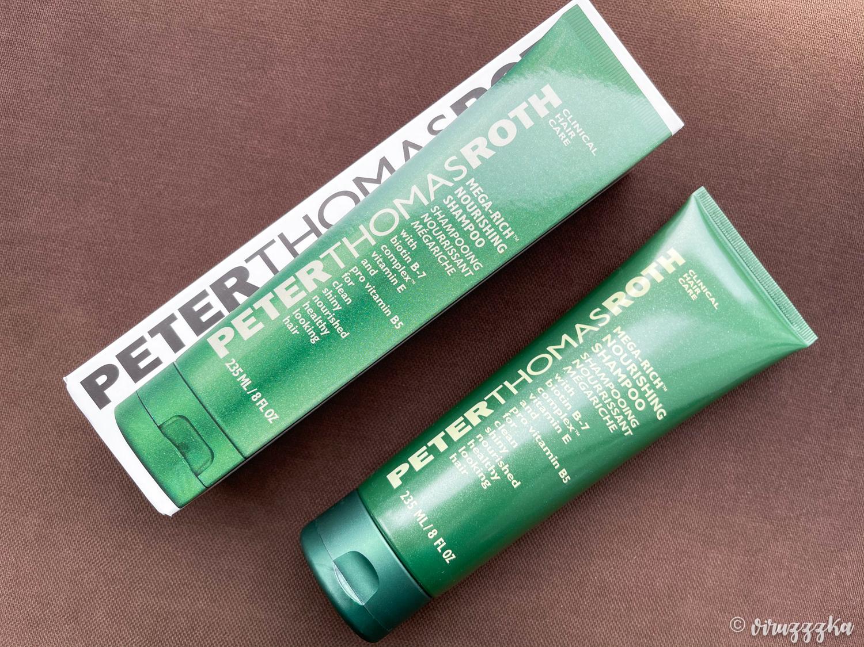 Peter Thomas Roth Mega Rich Nourishing Shampoo Review