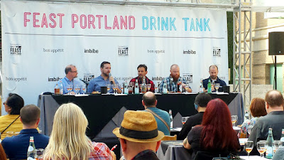 Feast Portland Drink Tank Bourbon and Beyond: The New World of American Whiskey