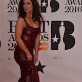 OIC - ENTSIMAGES.COM - Susanna Reid at the  The BRIT Awards 2016 (BRITs) in London 24th February 2016.  Raymond Weil's  Official Watch and  Timing Partner for the BRIT Awards. Photo Mobis Photos/OIC 0203 174 1069