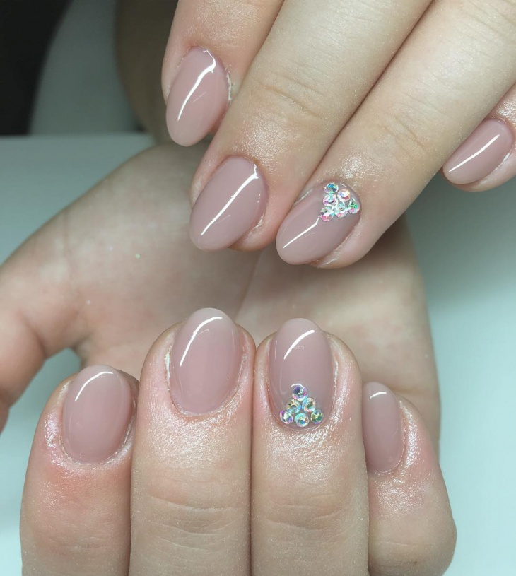 Crystal Nail Art Designs 2017 - style you 7