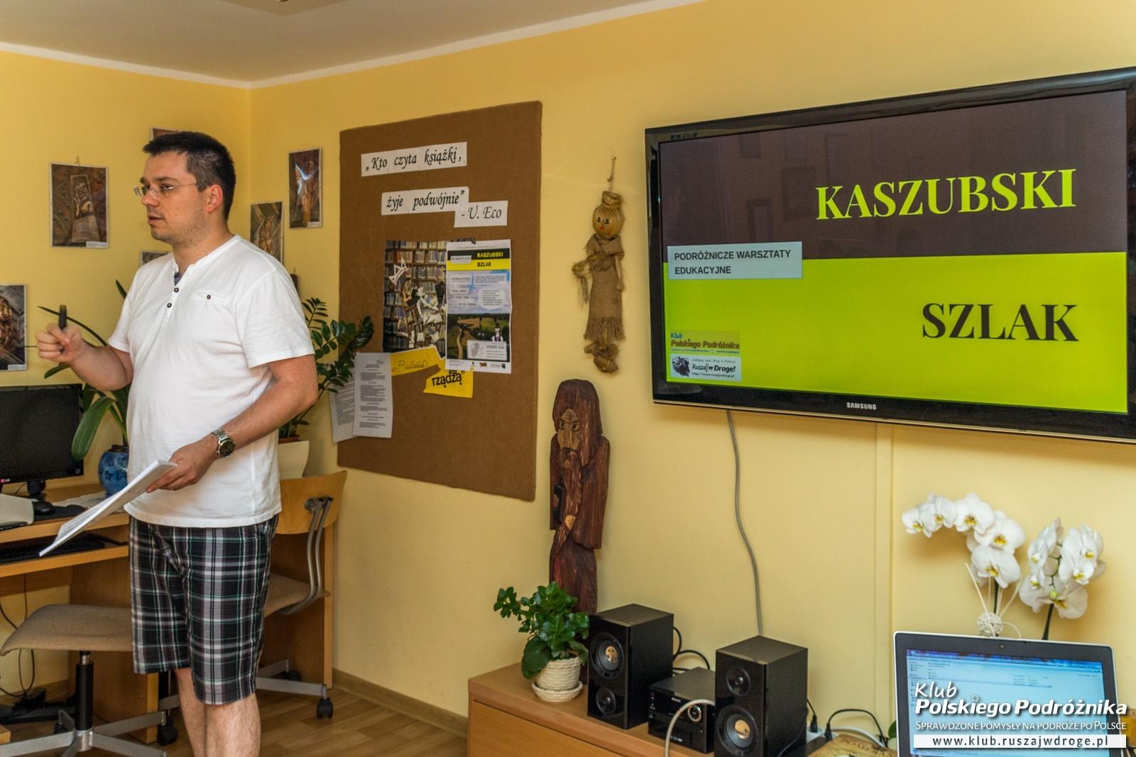 Warsztaty podróżnicze po Polsce - Kaszubski Szlak