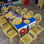Restaurant Scene (Jr. KG) 06.07.2015