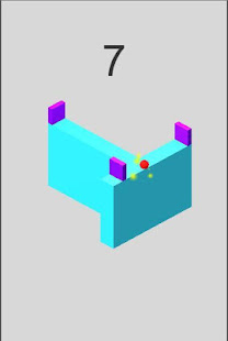 Download Rolling Balls On the wall Rolling Top Ball on wall For PC Windows and Mac apk screenshot 3