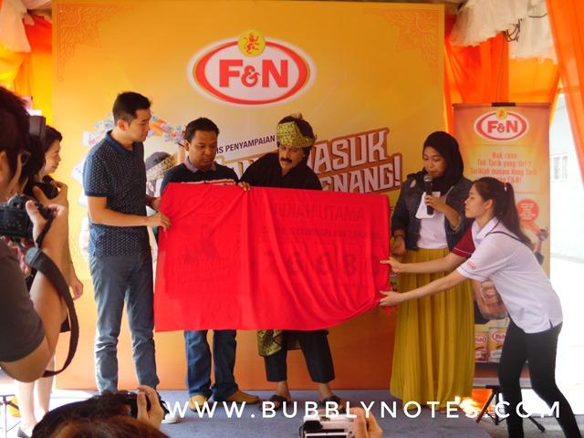 Acara Riang Riang Bersama Hang Tarik F & N