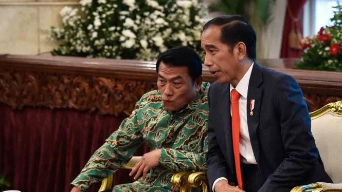 Moeldoko Lapor Polisi, ICW: Orang Lingkar Istana Seharusnya Bisa Bijak Tanggapi Kritik Rakyat!