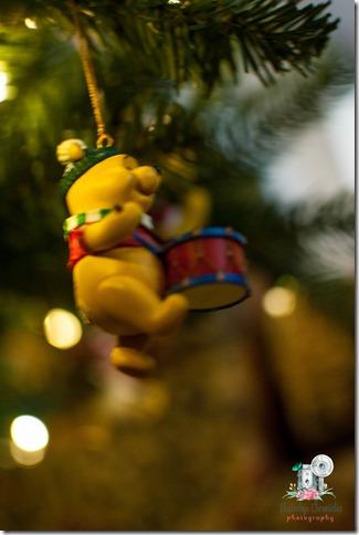 Winnie The Pooh Drummer Boy (©Jenny @ Flutterbye Chronicles)