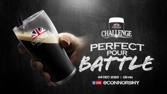 Perfect Pour Battle Goes Virtual