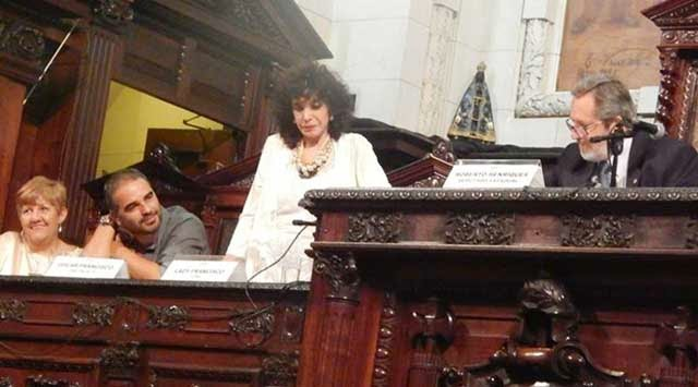 Lady Francisco