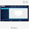 WDFLAT: SPEED ART | TEMPLATE | INTERVALO CAGE | FREE