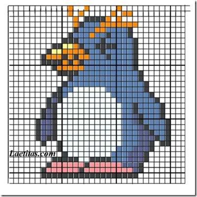 punto de cruz animales aves  (2)