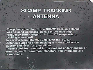 2380Scamp Tracking Antenna