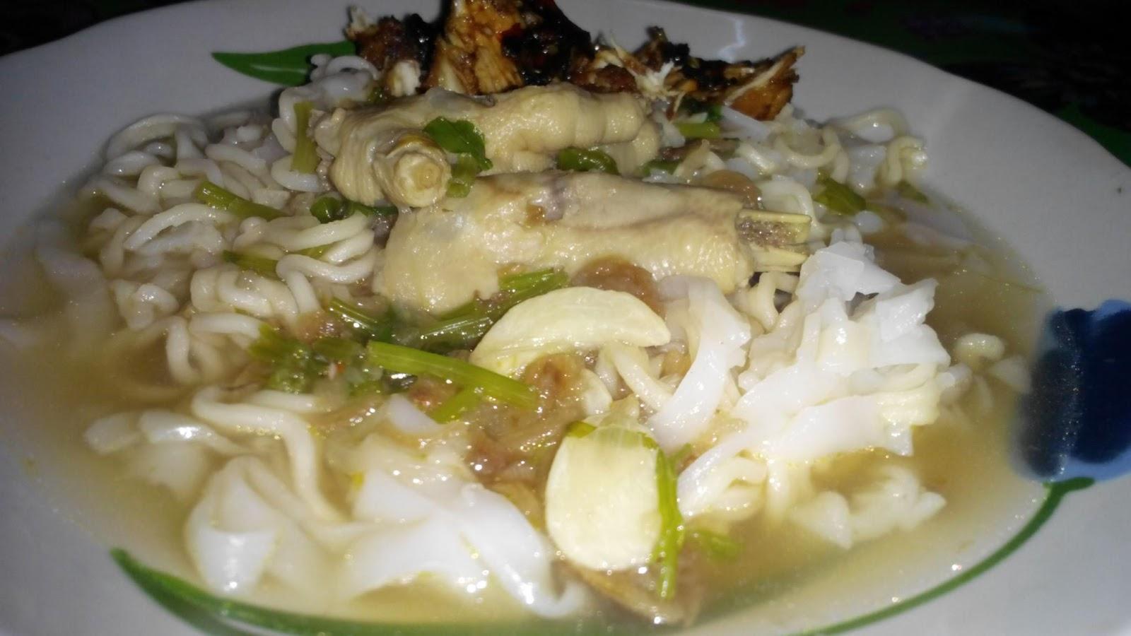 Mee Kuey Tiaw Sup Ayam Istimewa Ina Murni Enterprise