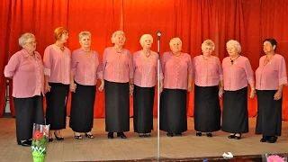 Csombárd Nefelejcs Nyugdíjas Klub Énekkara