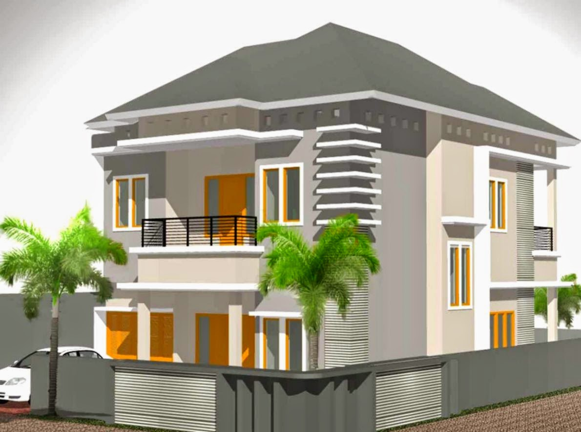 Konsultasi Gratis Desain Rumah Minimalis  Contoh O