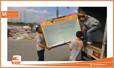 Thuê xe tải chở hàng tại Viễn Thông A