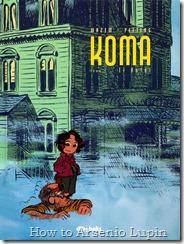 Koma #4 - página 1
