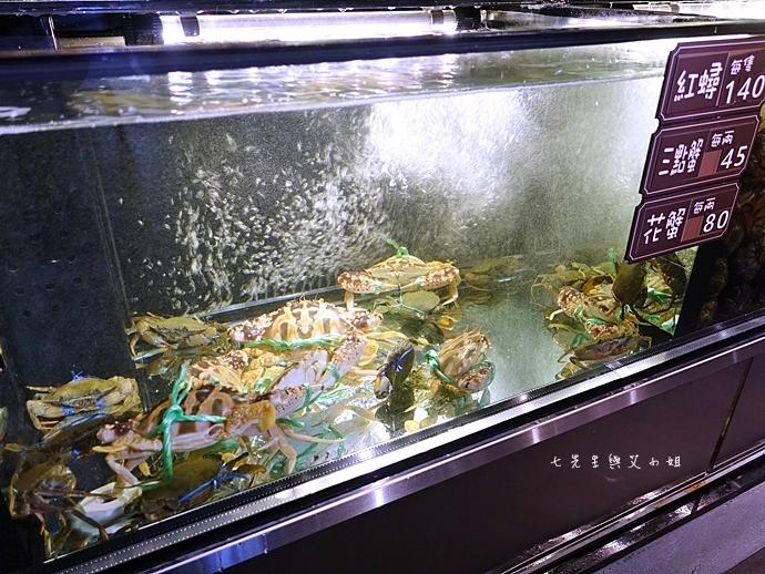 21 蒸龍宴 活體水產 蒸食 台北美食 新竹美食 台中美食